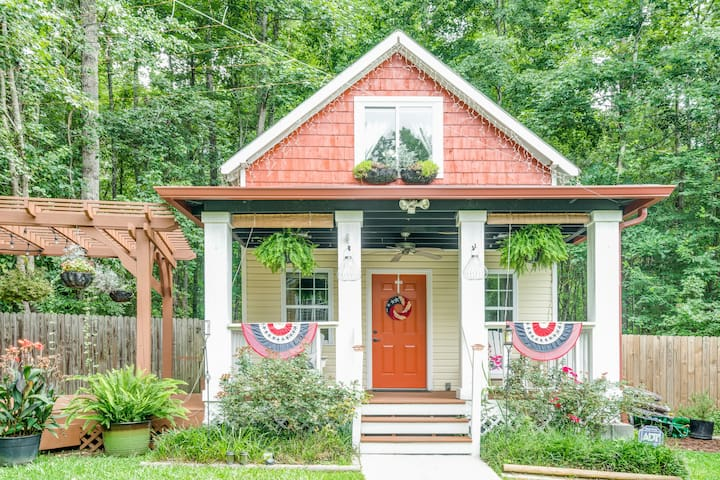 Suburban Cottage