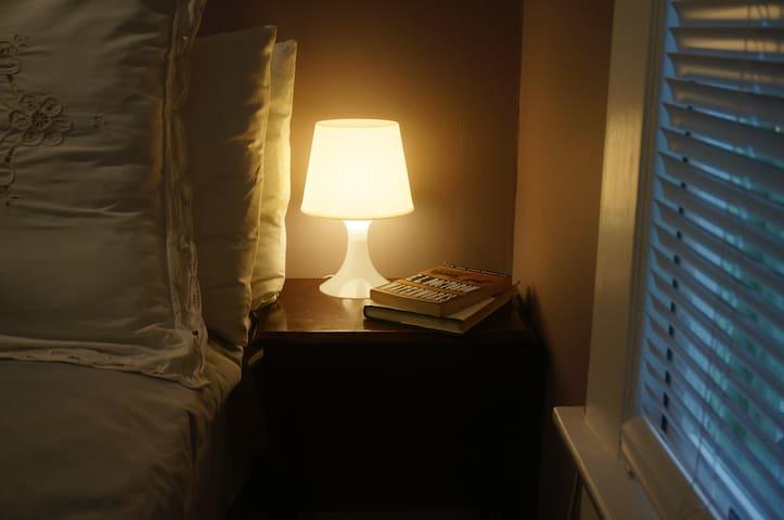 Private suite in Los Feliz Craftsman Bungalow