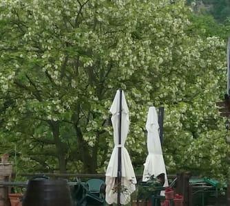 Un isola nel verde - Godiasco salice terme - Szoba reggelivel