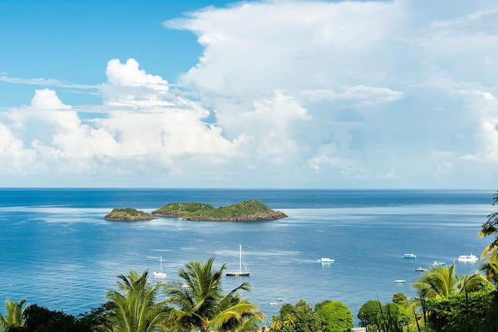 Gite Calypso Bouillante Guadeloupe