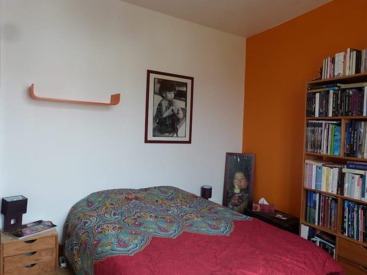 chambre 1er étage Le Havre entre Etretat/Honfleur