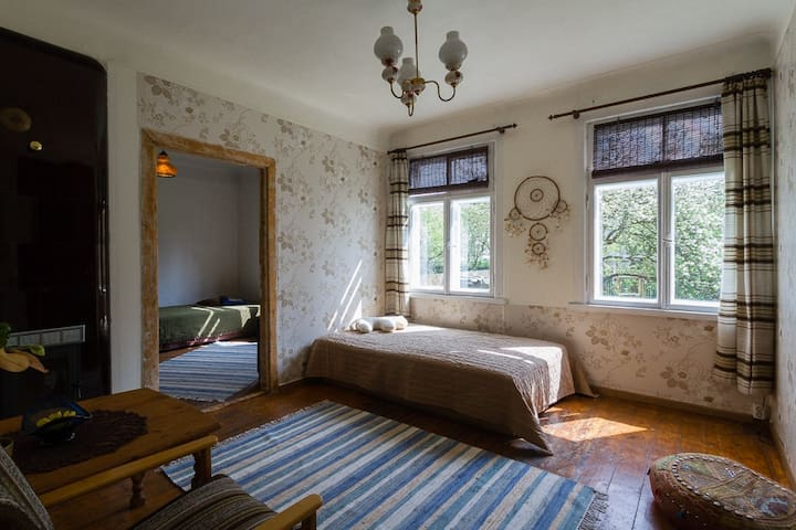 Tallinn - Bohemian apartment next to the Old Town - 塔林 - 公寓