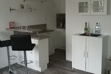 Zentrales City-Apartment incl. Tiefgaragenplatz