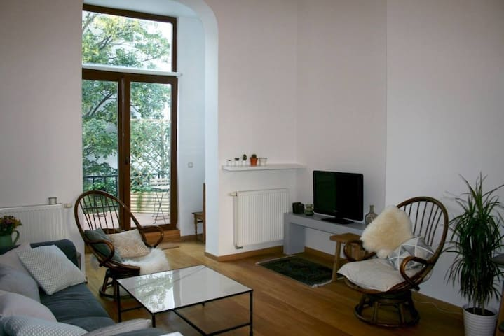 Bright and cosy apartment - perfect location