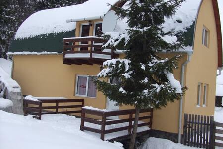 Vizimalom vendégház , távol a nagyvárosok zajától - Vărșag