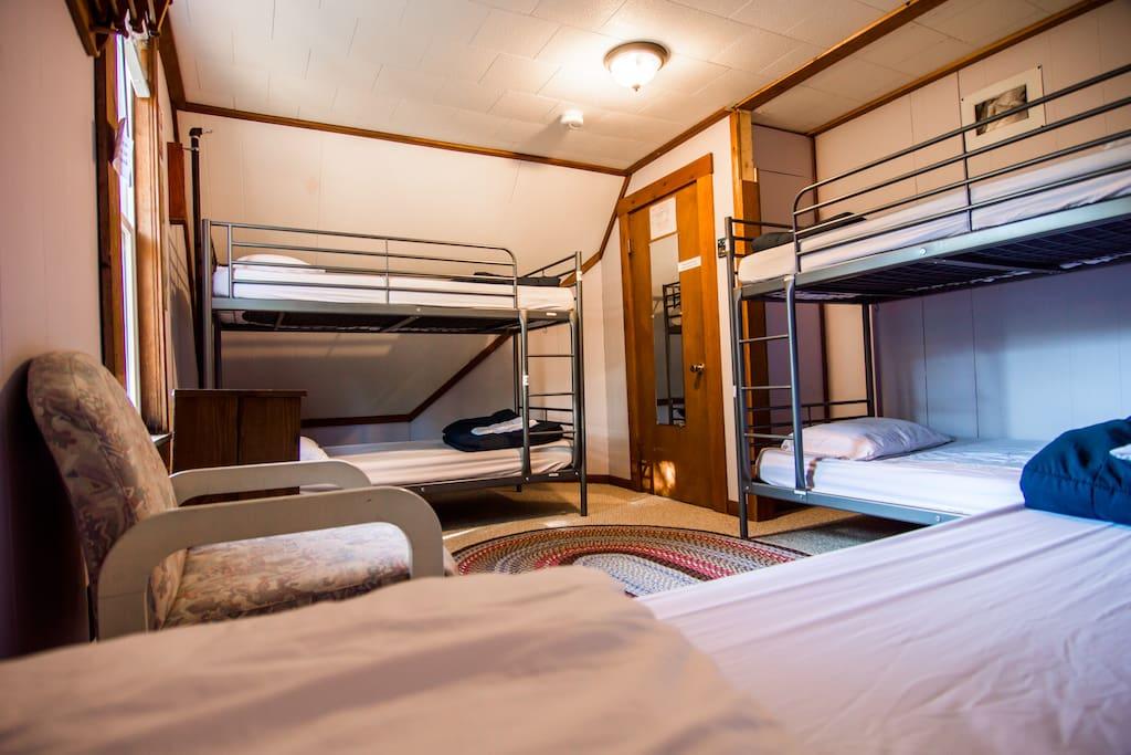 Kinsman - your room!