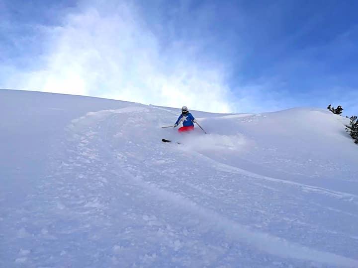 Schi - und Bergparadies Tiroler Zugspitzarena