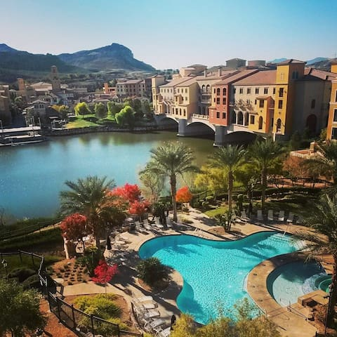 Lake View Condo @ Lake Las Vegas