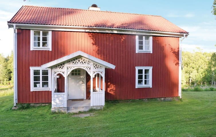 Former farm house with 1 bedroom on 120m² in Vrigstad