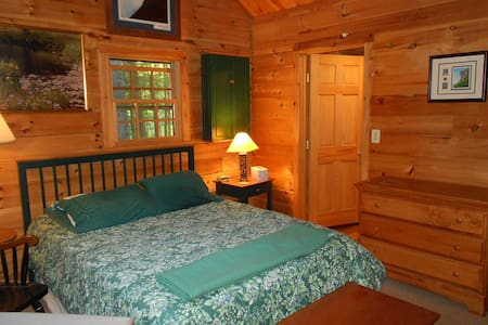 Campton Log Home Luxury Second Floor Room & Bathrm - Campton - Andet