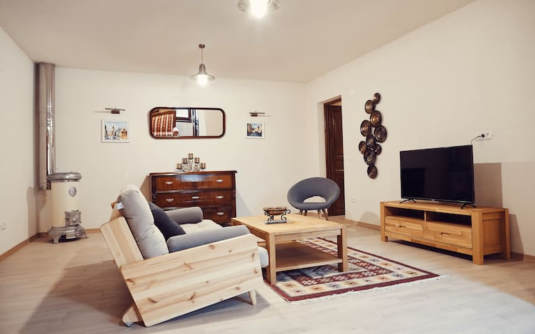 Cozy Appartment in Brasov
