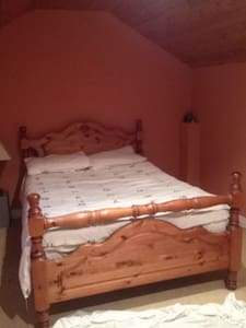 Double private room - Dublin