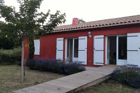 Chambre privée dans maison provençale - Huis