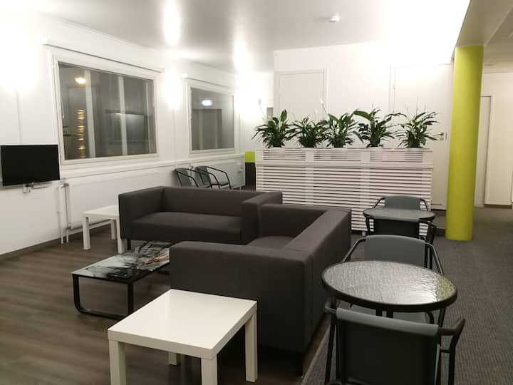 ChillOut GuestHouse, 4 Double rooms, 8 beds, Lahti