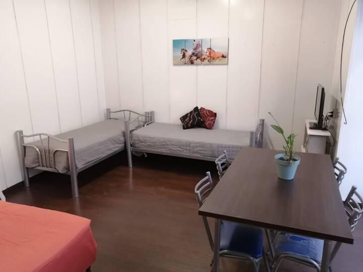 Confortable departamento tipo studio en Casa Sui
