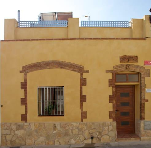 Casa Llebra 1, antigua casa de pueblo rehabilitada