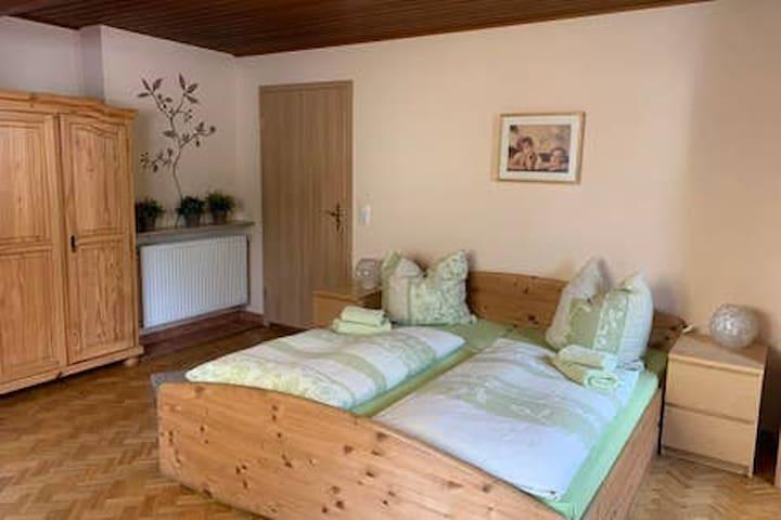 Gemütliches Doppelappartement in Bad Homburg