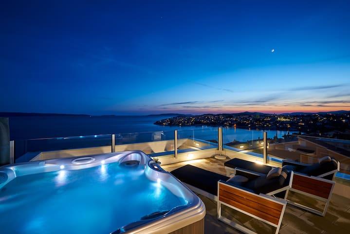 Villa ❤ Love Apartm. A Ciovo Trogir Split Croatia
