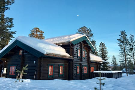 Cosy log cabin in the mountains of Trysil