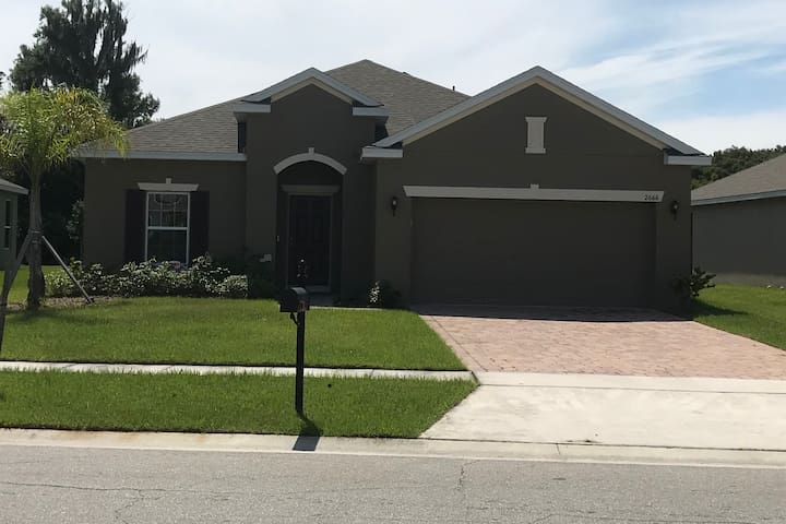Your Vacation Home in Florida!