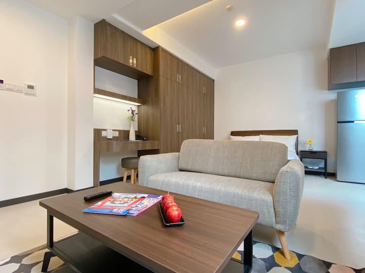Two Bedroom Deluxe @ Creston Suites Balestier