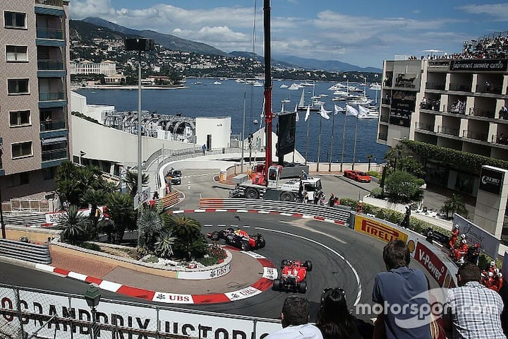 Studio for the GRAND PRIX of MONACO