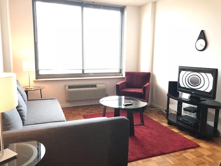 1 Bedroom near to Grove street PATH