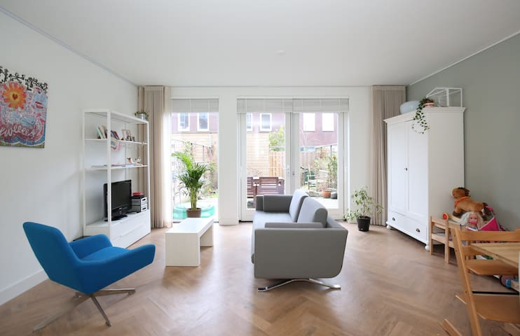 Modern and Stylish house close to the city center - Haarlem - Maison