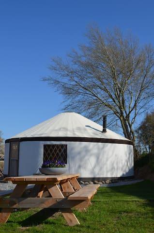 Yurt Sukha Texel