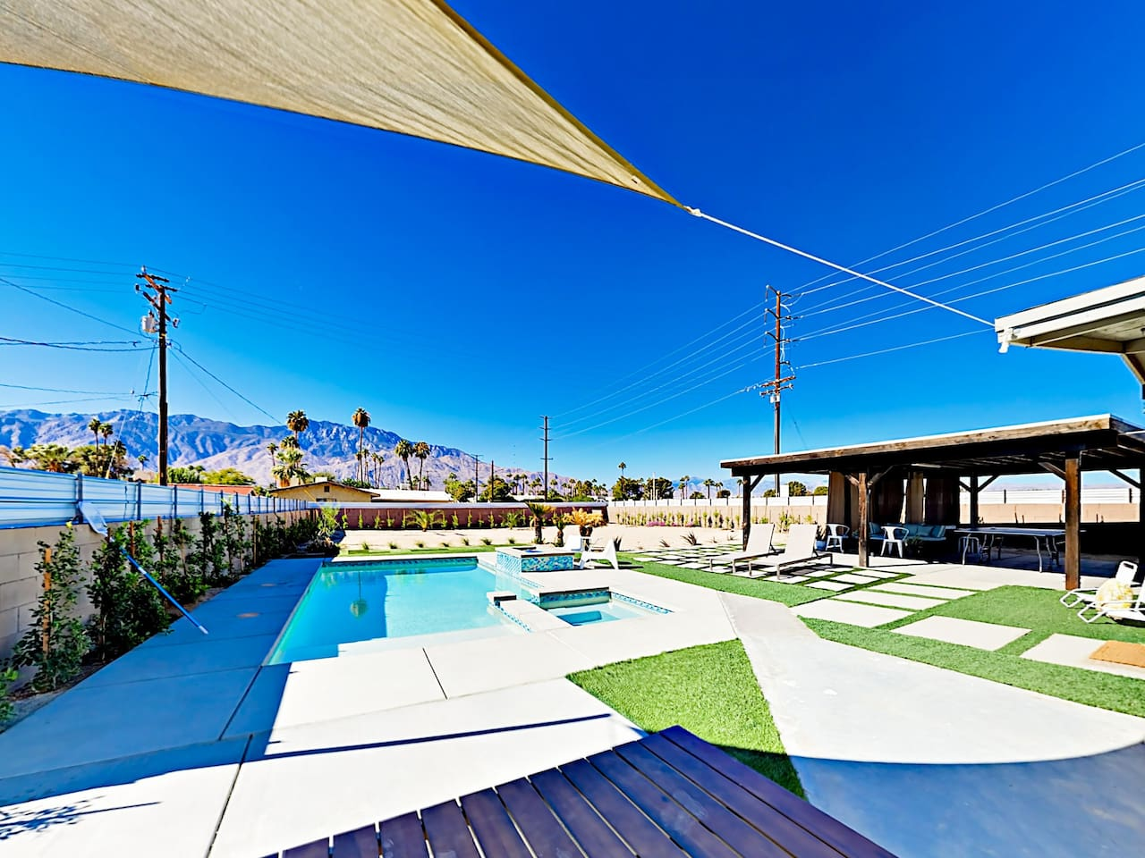 Welcome to Palm Springs, CA! Your rental is professionally managed by TurnKey Vacation Rentals.