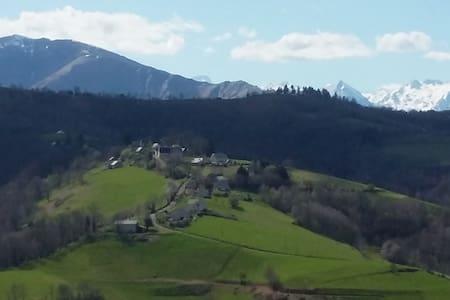 Gîte Rural au cœur de la Bigorre - Ossun-ez-Angles - Leilighet