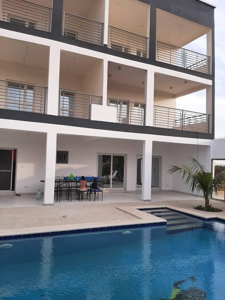 Magnifique Appartement à Saly-Gandigal