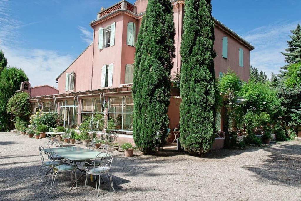 Chambre Bleue Domaine St Veran Chambres D 39 H Tes Louer