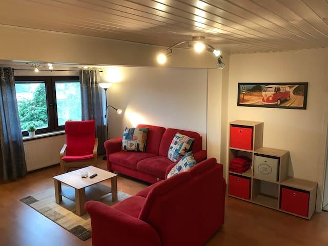 Ferienwohnung Hohensonne, 7km von Trier