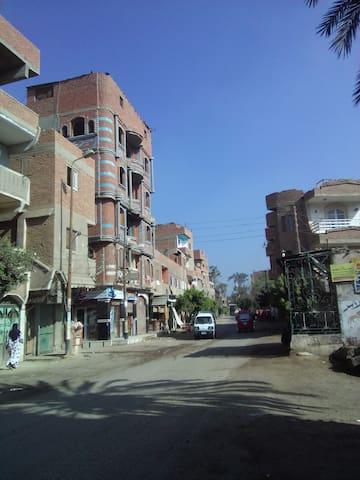 Manshat El amar - Al Qalyubia Governorate - Appartement