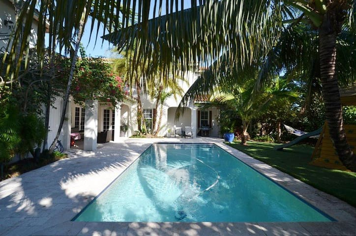 Luxury Guest House Close to Beach and Atlantic Ave - Delray Beach - Konukevi