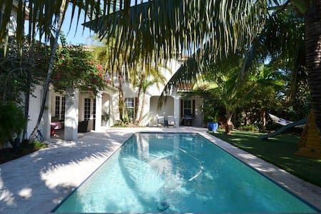 Luxury Guest House Close to Beach and Atlantic Ave - Delray Beach - Guesthouse