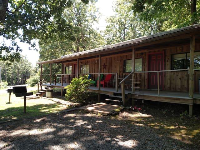 Duplex, cabin 7