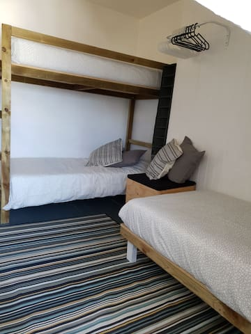 3 bed bunk room  @Bunkhousebournemouth