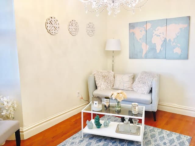 Private Room in Uptown Manhattan