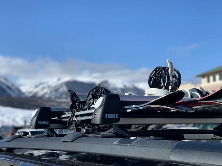 Dillon CONDO w/View  POOL/HOT TUB - Bike,Hike, Ski