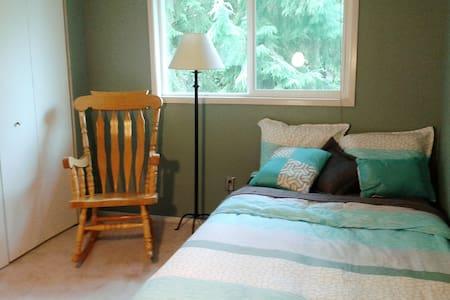Comfy, Private Bed/Bath in Kirkland - Kirkland