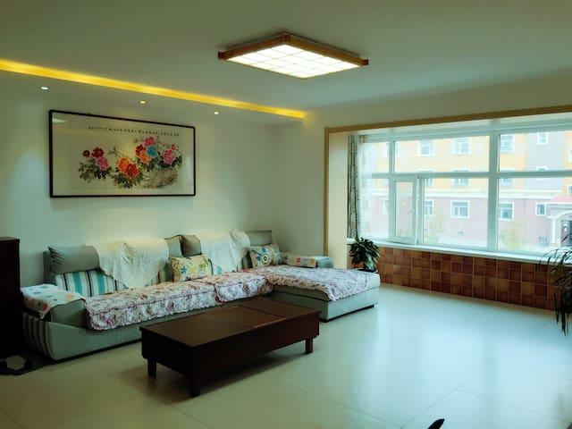 美丽的国道217,优美的环境,宽阔的居室,欢迎您的到来! - 独山子区 - Apartment