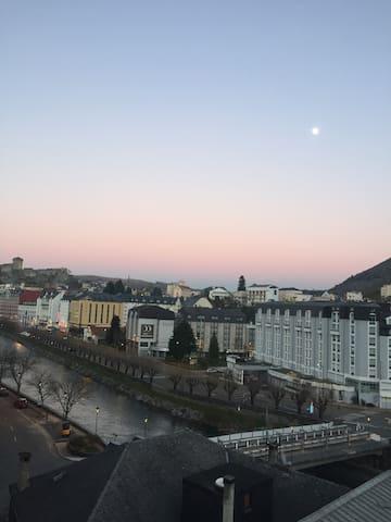 Lourdes sanctuaires et centre ville à pied