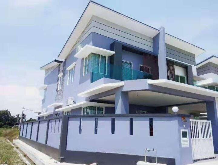 Sekinchan 2008 Home