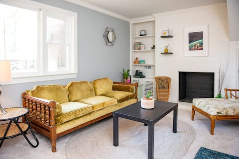 Delightfully Renovated Studio in Heart of Raleigh