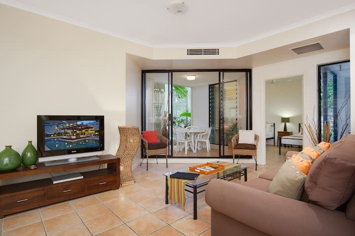 Heaps of room to relax and enjoy your holiday!