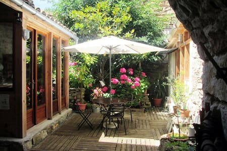 Bed and Breakfast - Gorges du Tarn - Rivière-sur-Tarn - 独立屋