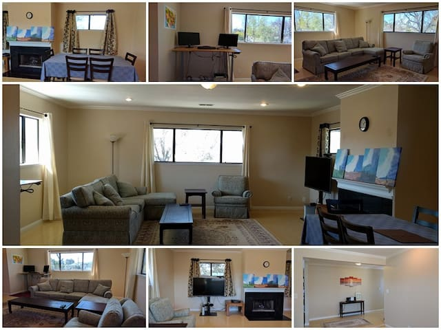 Spacious 2BR guest house in quiet neighborhood - Sunnyvale