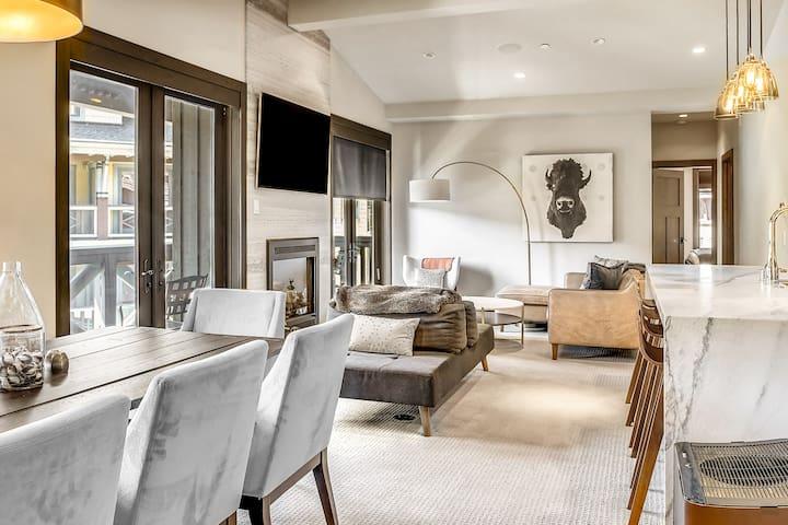 Squaw Valley Luxury Condo